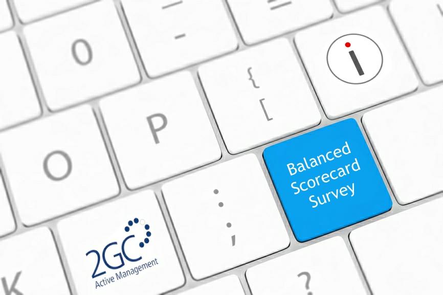 Balanced Scorecard Survey Popup