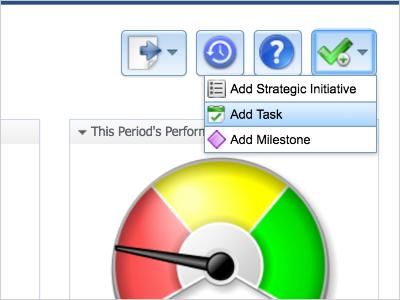 Add a Task - QuickScore