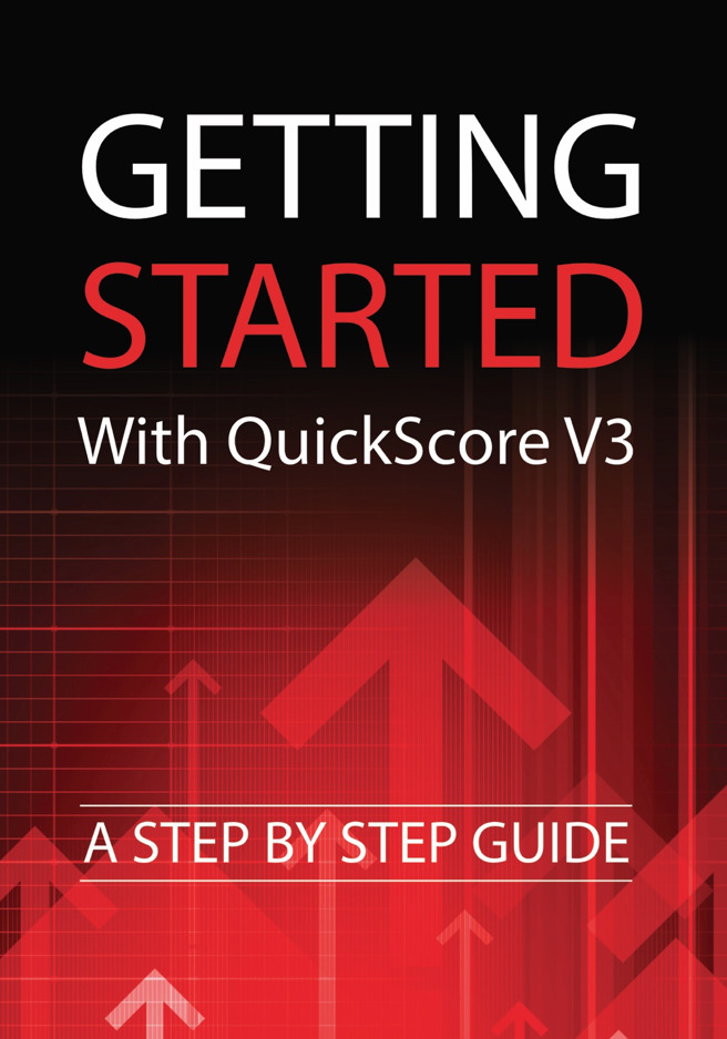Getting Started with QuickScore