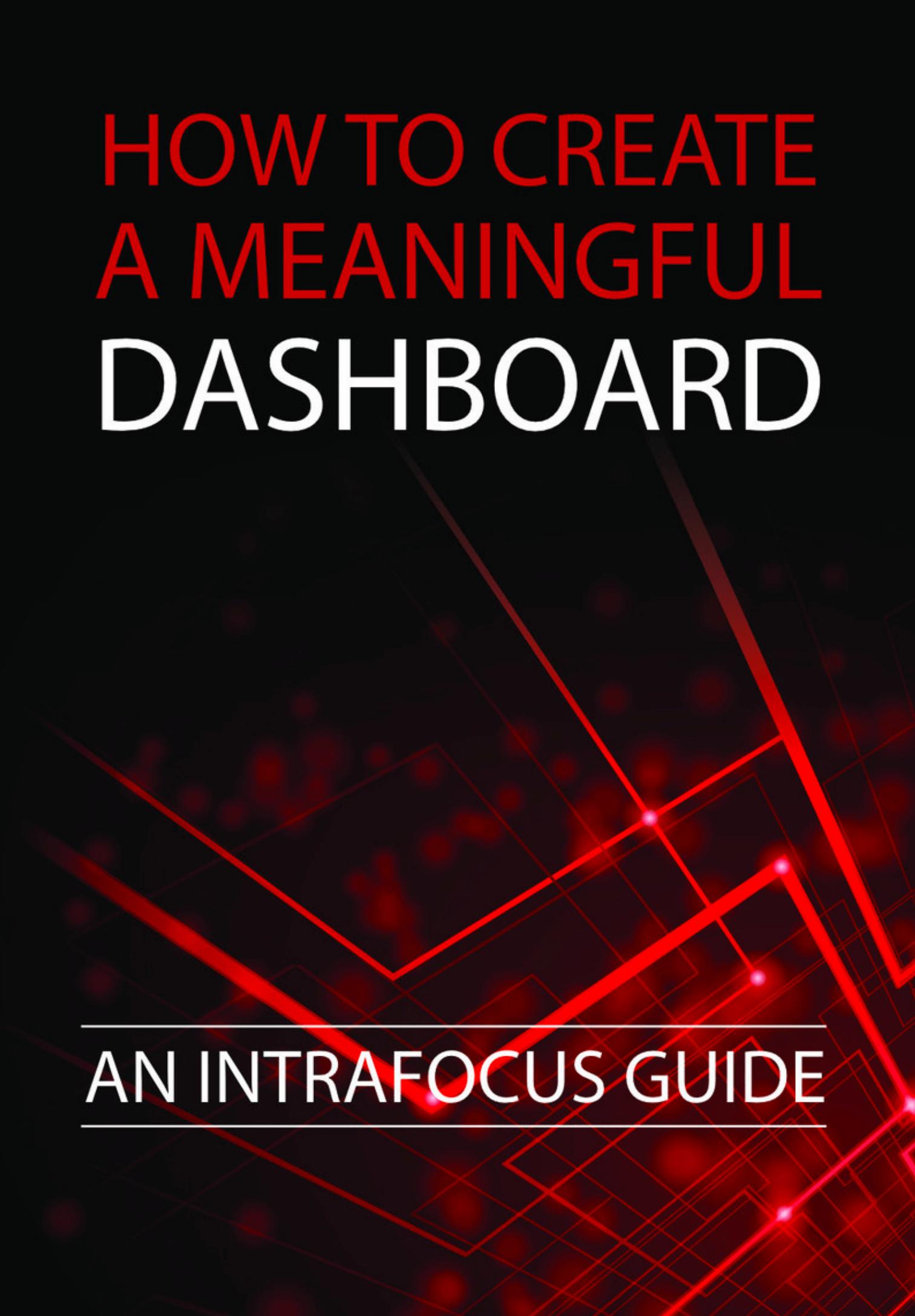 Create a KPI Dashboard - Scoreboard